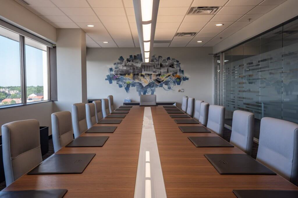 Space Planning Conference Room